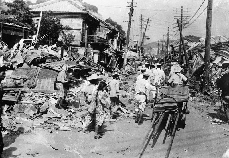 Great Kanto Earthquake