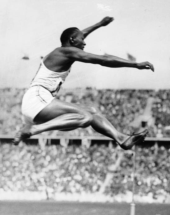 Jesse Owens – Berlin Olympics