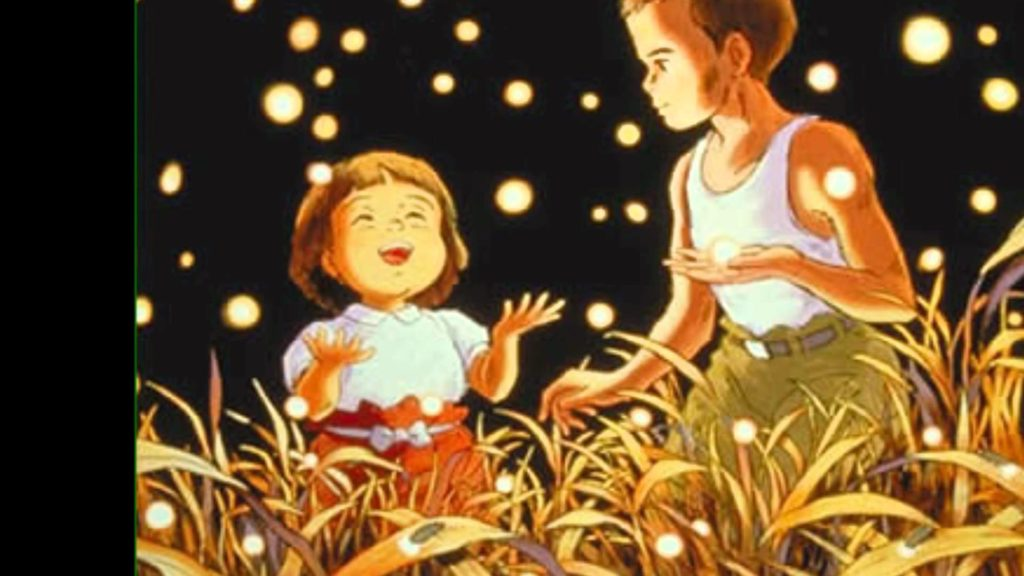 Burmese Harp / Grave of the Fireflies