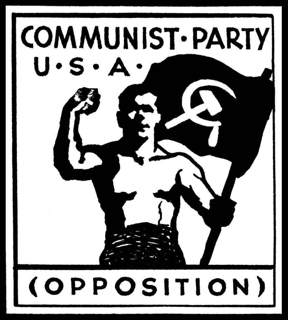 Communist Convention in Madison Square Garden