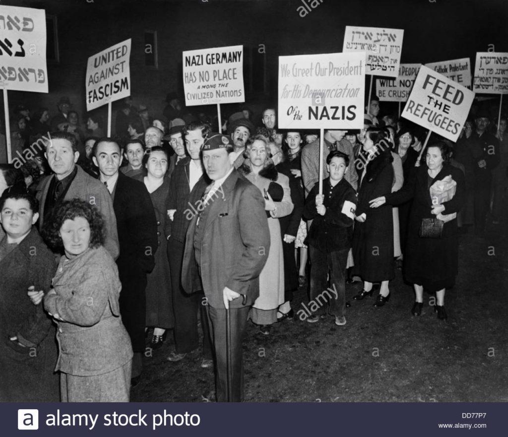 Anti-Nazism – USA