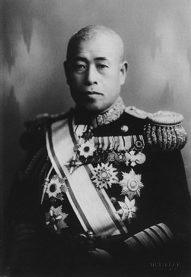 Isoroku Yamamoto; Wikimedia Commons