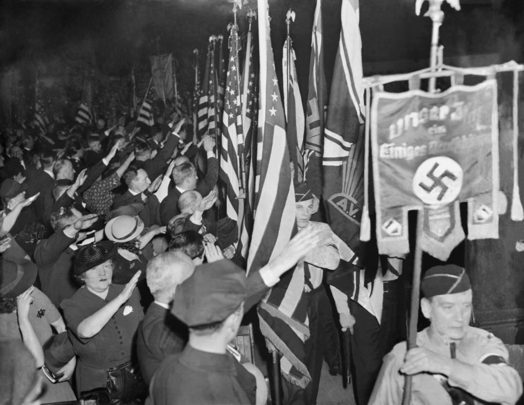 American Antisemitism