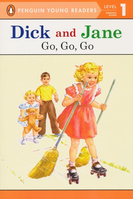 Dick and Jane School Readers