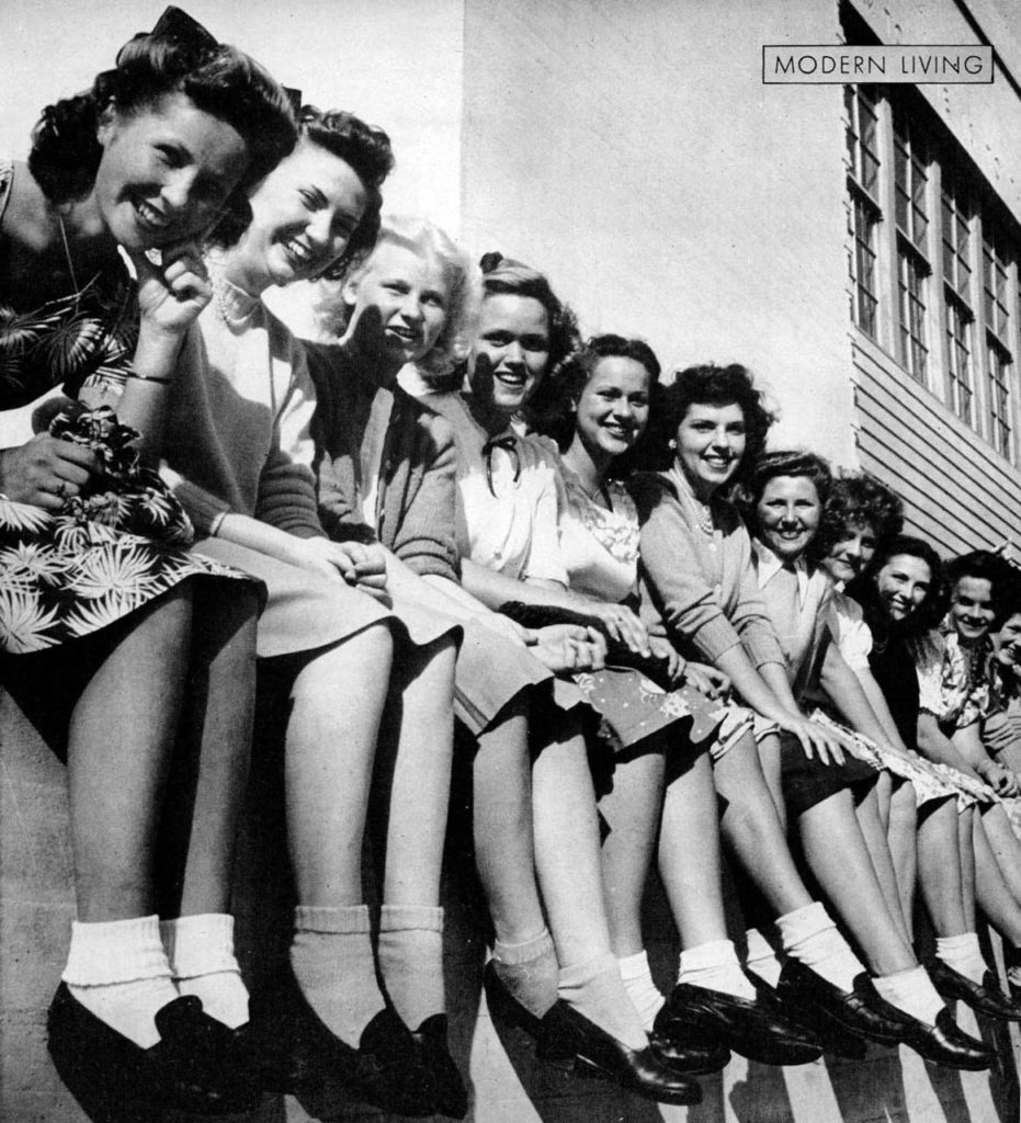 American High School Girls