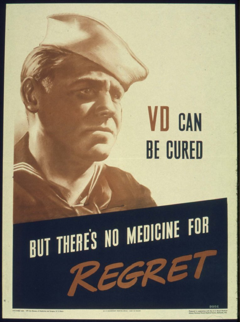 %22VD_CAN_BE_CURED_BUT_THERE'S_NO_MEDICINE_FOR_REGRET%22_-_NARA_-_515957