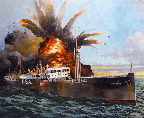 SS Robin Moor Sunk by U-boat