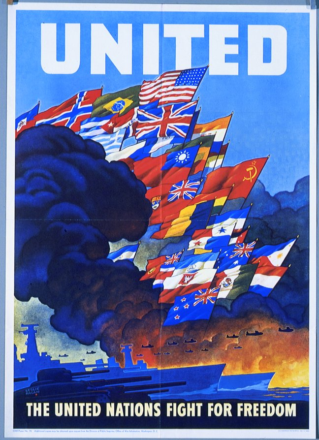 United Nations WWII