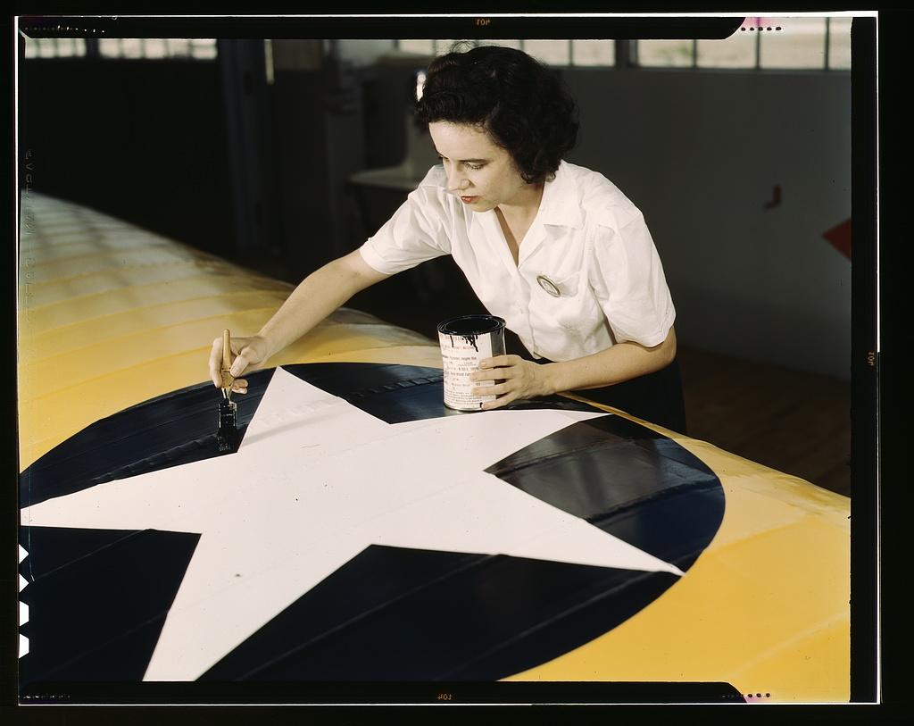 U.S. Women WWII