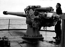 Armed merchant ship