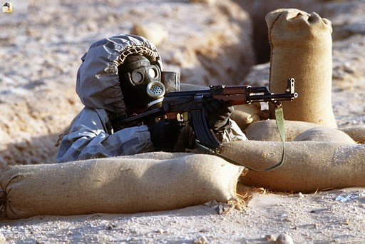 Why Are Chemical Weapons More Repugnant Than Explosives?