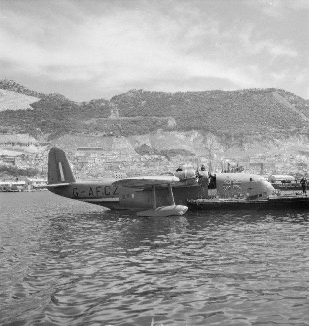 B-14 Flying Boat; Wikimedia Commons