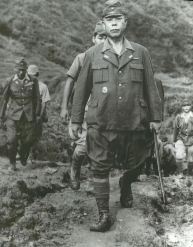 General Tomoyuki Yamashita; Wikimedia Commons