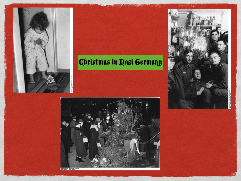 Christmas in the Third Reich