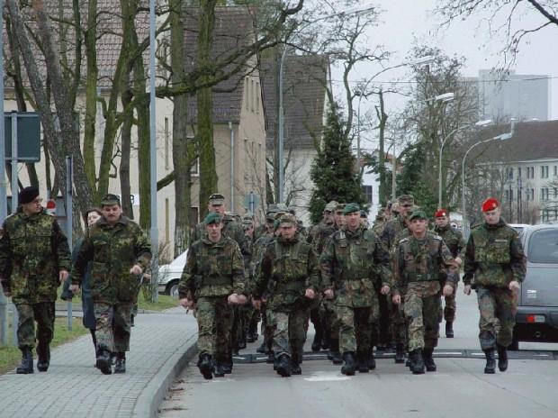 Bundeswehr; Wikimedia Commons
