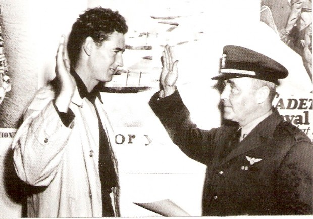 Ted Williams 1942; Wikimedia Commons