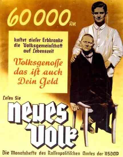 Eugenics – Not Just Nazi Germany