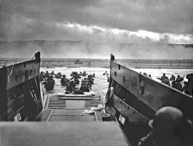 D-Day 1944; Wikimedia Commons