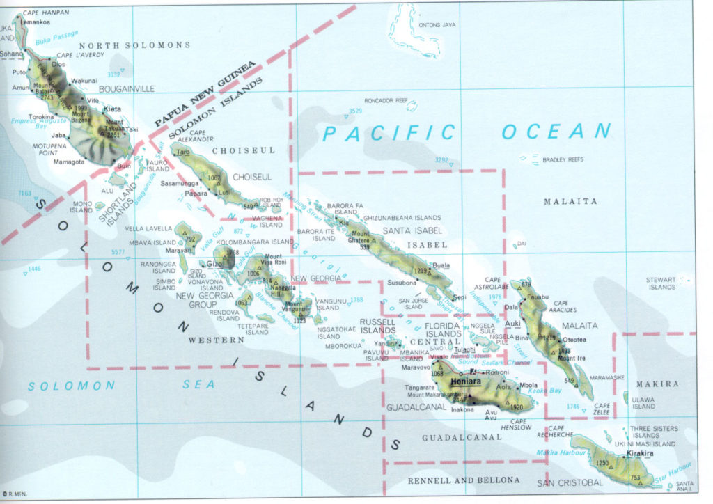 Where is Guadalcanal?