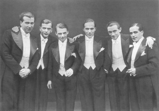 Comedian Harmonists; Wikimedia Commons
