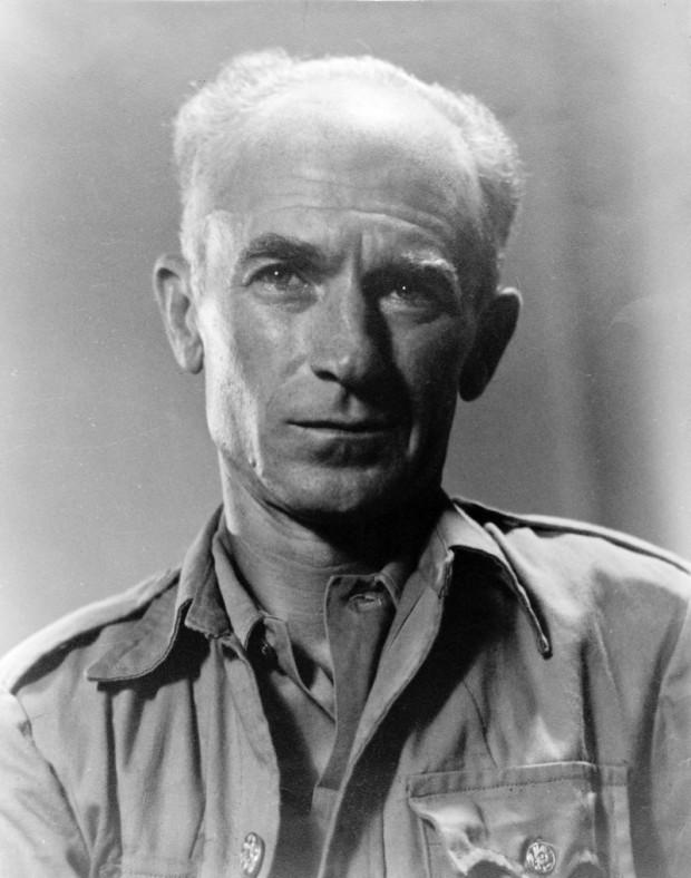 Ernie Pyle; Wikimedia Commons
