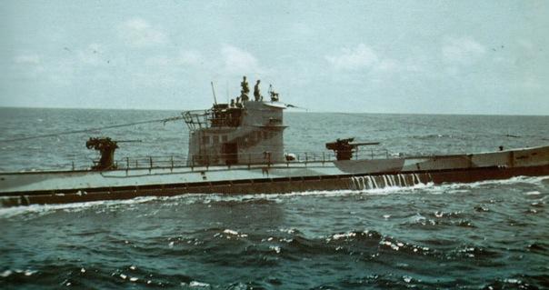 Inside a U-Boat