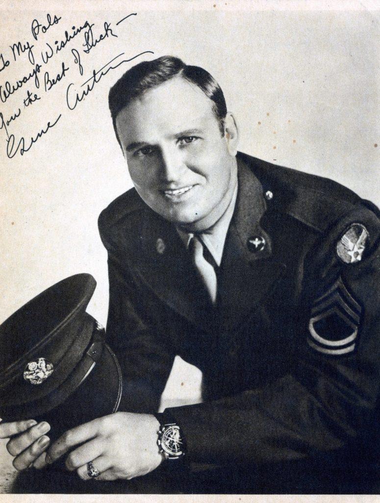 Gene Autry – USAAF
