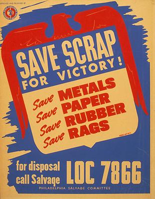 Scrap Metal Drives