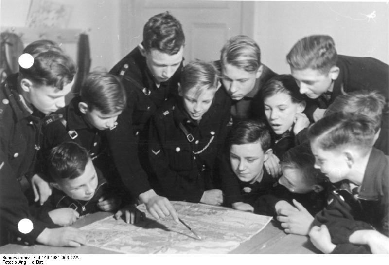 Youth in the Third Reich