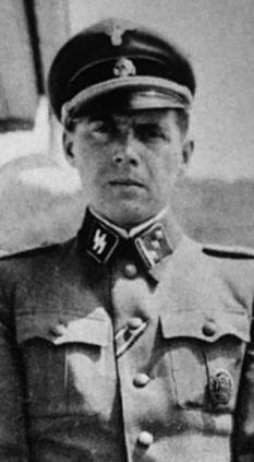 Dr Joseph Mengele   1942