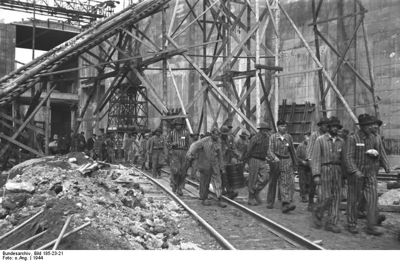 Slave Labor – Nazi Germany