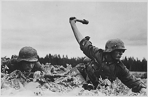 Third Reich Falters