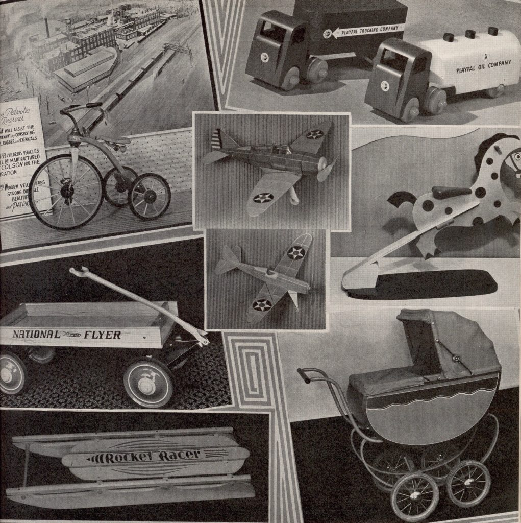WWII Toys