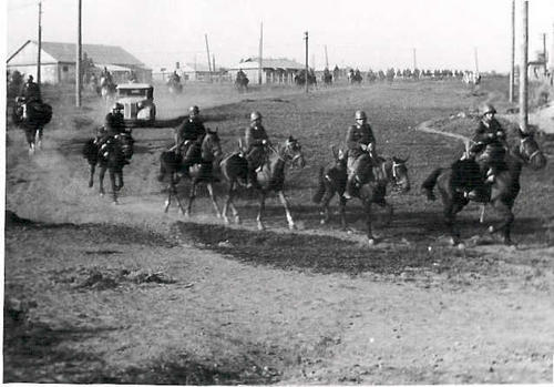 The Last Cavalry Charge