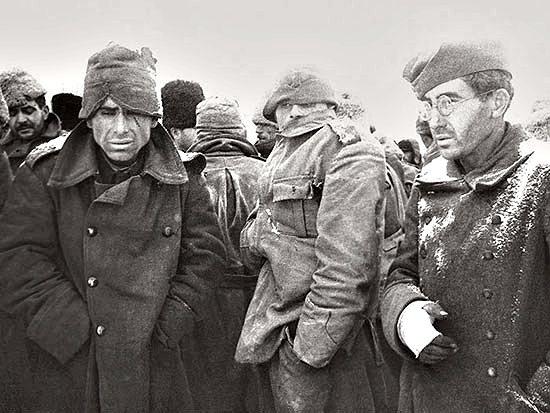 Defeat at Stalingrad