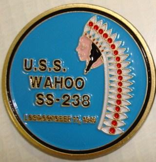 USS Wahoo Atrocity