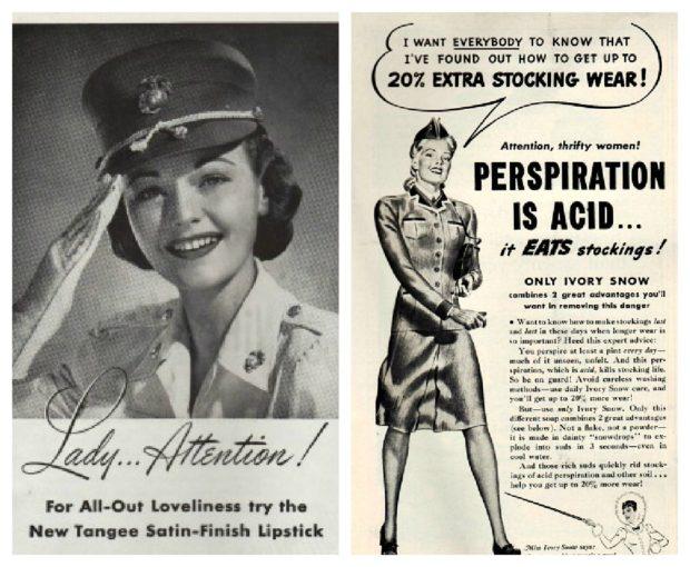 wwii-women-military-ads