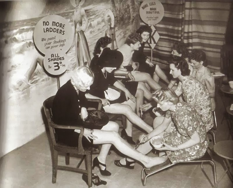 Nylons & WWII