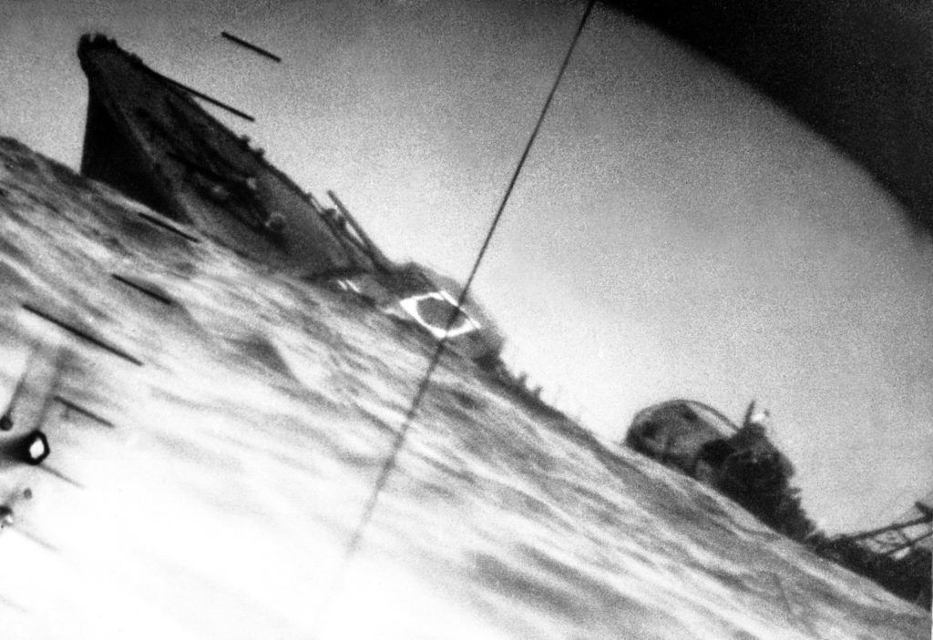 U.S. Submarines – Pacific WWII