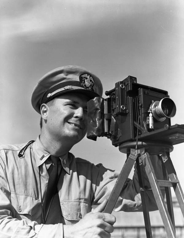 Camera Thrills of WWII