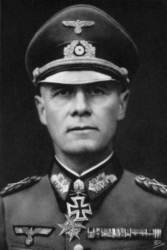 Rommel's Suicide