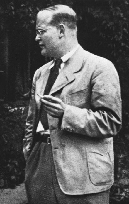 Dietrich Bonhöffer Executed