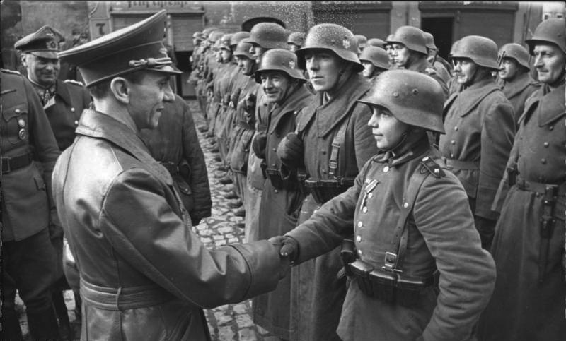 Nazi Child Soldiers