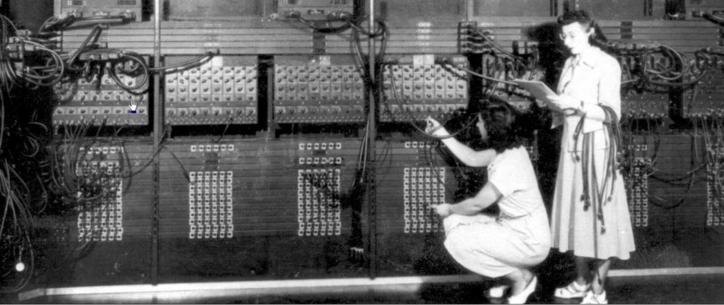 ENIAC – Fast Electronic Computer