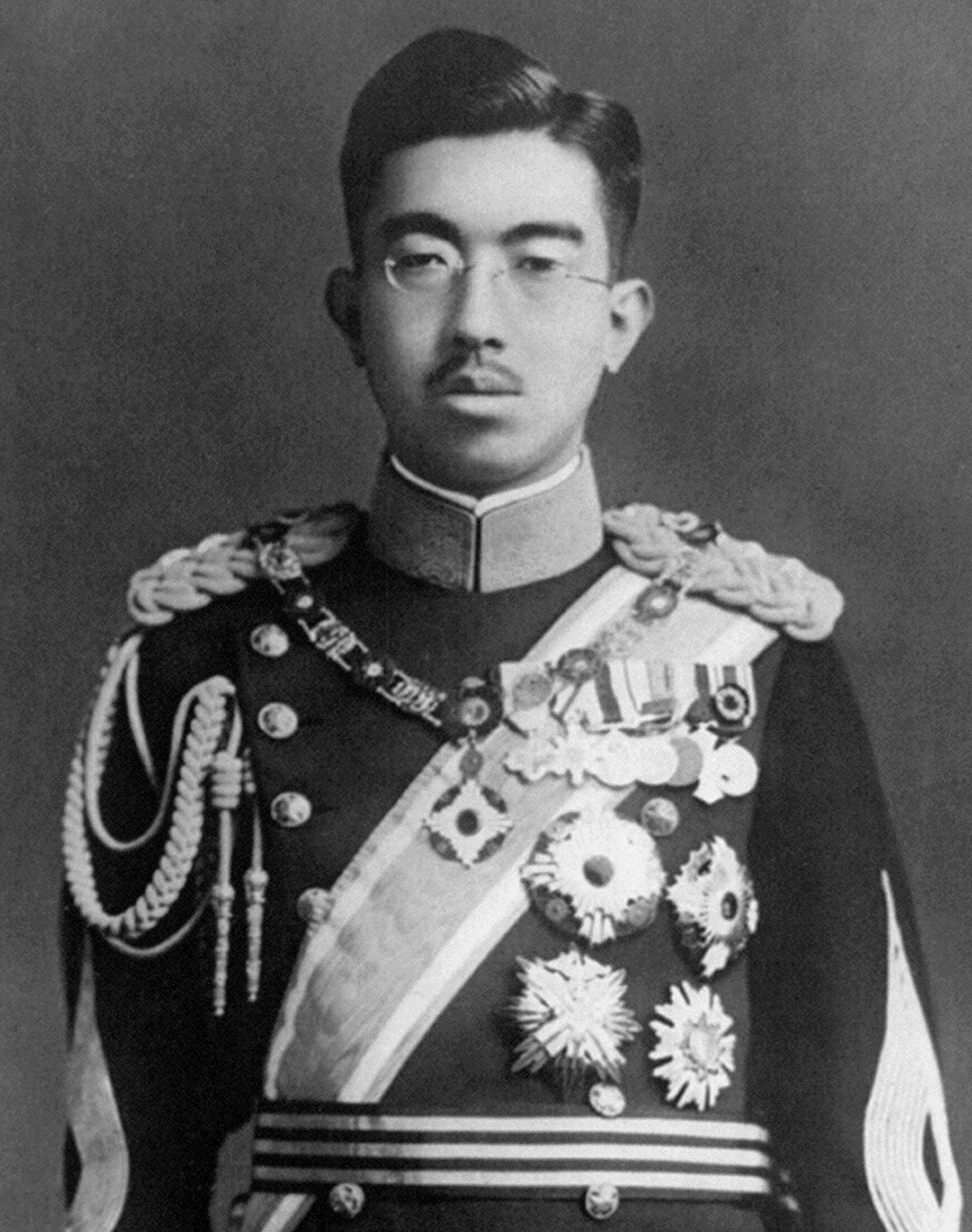 Hirohito's Not the Sun God Anymore