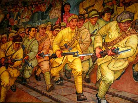 Chinese Civil War Resumes