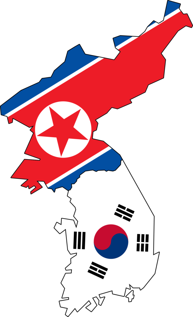 North & South Korea