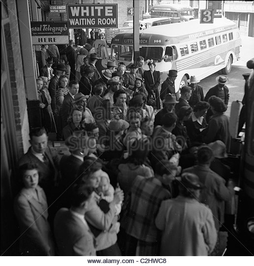 Interstate Bus Segregation