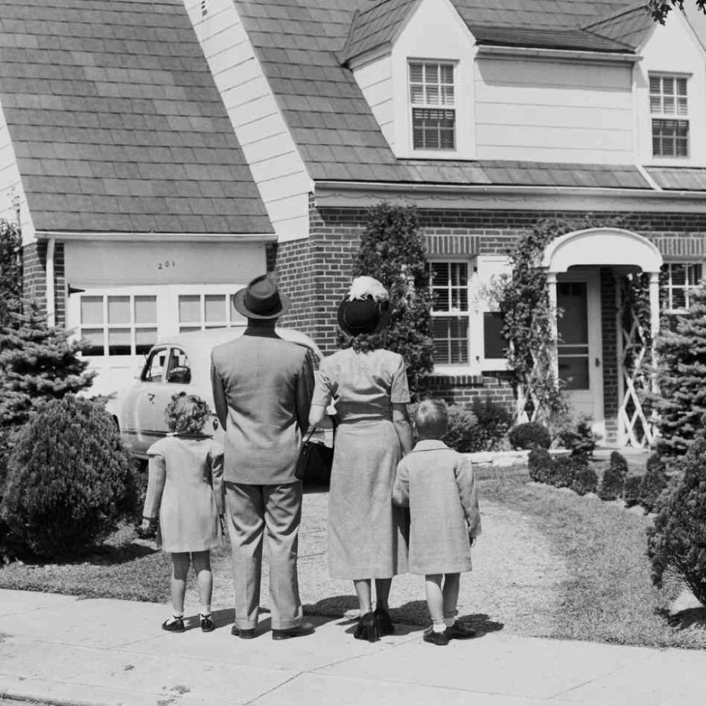 America in 1950