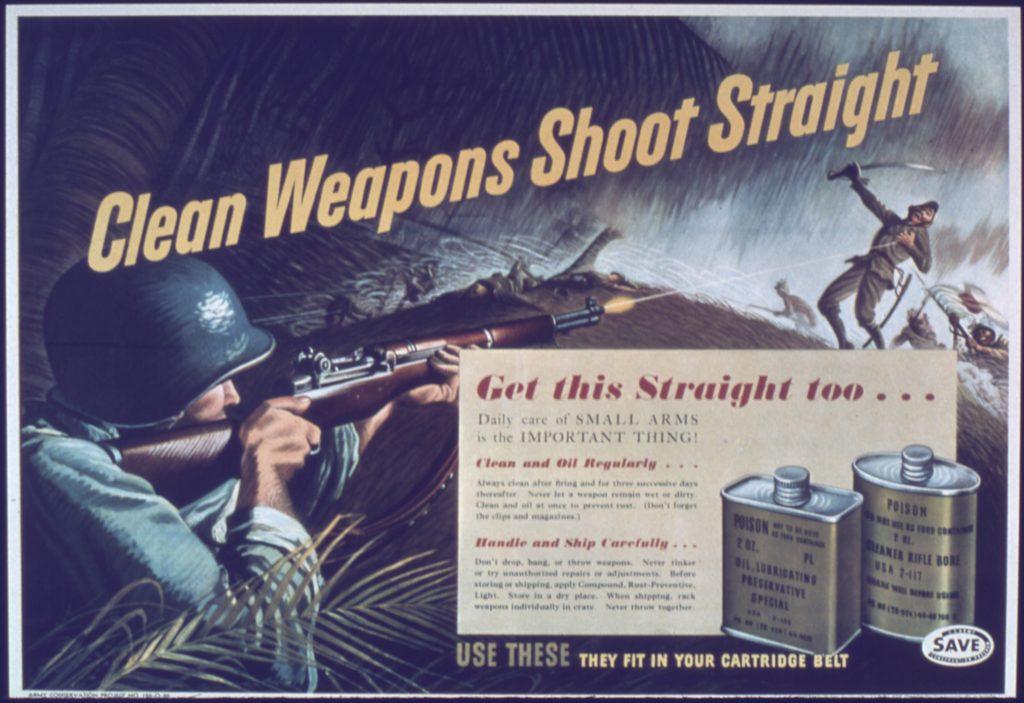 U.S. Weapons WWII